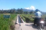 Sempat terhenti pada 1996, pembangunan irigasi Ampang Tulak dilanjutkan tahun kini