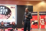 Saut Situmorang: Deputi penindakan KPK promosi jabatan di Polri