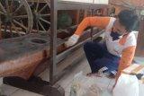 BPCB Jateng identifikasi benda bersejarah di Museum Grobogan