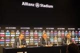 Maurizio Sarri akui tak sabar ingin bekerja sama dengan Ronaldo