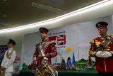 Musisi militer Inggris semarakkan 70 tahun hubungan Indonesia-Inggris