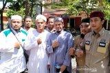 Sebarkan hoaks petugas KPPS diracun, Rahmat Baequni digiring ke Polda Jabar