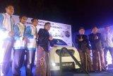 Menristekdikti meluncurkan mobil listrik Universitas Negeri Yogyakarta