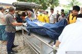 Dua jenazah korban kebakaran pabrik mancis teridentifikasi melalui sidik jari