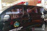 Jenazah M Irfan putra Ketua MA tiba di Jakarta