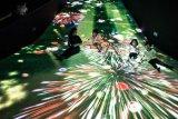 Pemeran Seni Interaktif Bertajuk TeamLab Future Park