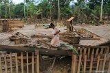 Panglima TNI dan Kapolri tinjau penanganan bencana Konawe