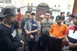 Pj Wali Kota Makassar kunjungi lokasi kebakaran Sinassara