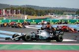 Hamilton juarai GP Prancis di Sirkuit Paul Ricard