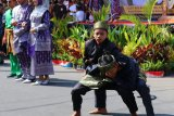 Pawai Budaya FPN di Bali, Siak tampilkan Silat Sunting 12