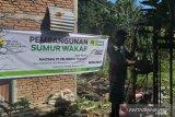 ACT  hadirkan sumur wakaf di Pinrang