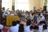 Ustad Zaitun Rasmin  hadiri Tabligh Akbar Wahdah Islamiyah di Makassar