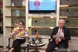 Presiden Jokowi-Aung San Suu Kyi bahas situasi di Rakhine