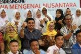 BUMN Hadir - Calon peserta jalani seleksi Siswa Mengenal Nusantara