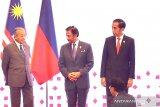 Presiden Jokowi dorong potensi kerja sama konkrit bidang maritim dalam KTT ASEAN