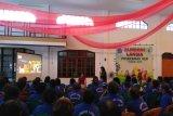 200 Lansia Sitaro ikut jambore kesehatan