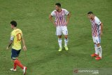 Kolombia pupuskan harapan Paraguay untuk melaju ke perempat final