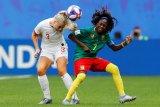 Inggris ke perempat final Piala Dunia Putri usai libas Kamerun 3-0