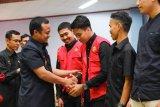 Wagub Sulsel bersama Rektor Unhas lepas mahasiswa KKN