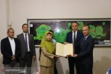 Uzbekistan-NTB dan ANTARA kerja sama promosi pariwisata