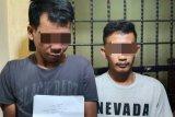 Dua penjambret di Pekanbaru babak belur dihajar warga