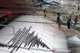 RS Kasonaweja Mamberamo Raya retak akibat gempa 6.0
