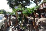 Tim tujuh tertibkan PKL dan bangunan liar di trotoar Kota Payakumbuh