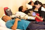 Grand Inna Malioboro menyumbangkan 66 kantung darah untuk PMI