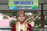 Murid SMP 5 Padang Panjang wakili Sumbar dalam OSN