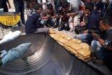BNNP Lampung musnahkan sabu-sabu dan ganja hasil tangkapan selama dua bulan