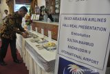 Meal Test makanan jemaah haji embarkasi Palembang