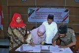 Lombok Utara menggandeng emak-emak sosialisasikan