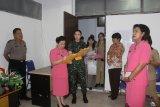 Polda Sulawesi Utara gelar lomba kebersihan lingkungan kerja