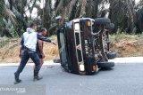 Kasus kecelakaan rombongan murid TK diselesaikan secara kekeluargaan