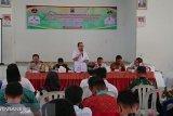 Puluhan pemuda Sumpur Kudus ikuti sosialisasi pewarisan nilai nilai luhur