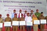 Riau harus antisipasi Karhutla akibat el nino