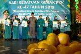 Gubernur Ridwan Kamil: PKK jadi