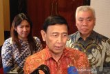 Wiranto pastikan pembinaan atlet bulu tangkis akan terus berjalan