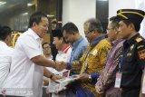 BNNP Lampung beri penghargaan tokoh dan instansi