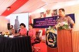 Kapolda Sulut apresiasi pengamanan Pemilu di Minut berjalan baik