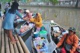 Restorasi Sungai Sekanak Palembang dimulai 2020