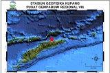 Gempa bumi 4,5 Skala Richter guncang Kabupaten Belu