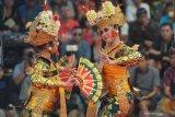 Indonesia tampilkan Legong Kraton pada malam Budaya di Baden