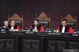 Hakim MK nilai kecurangan data pemilih bawah umur dan ganda tak beralasan