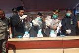 Polres OKU Timur musnahkan 2 Kg sabu-sabu