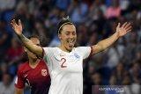 Inggris ke semifinal Piala Dunia Putri usai libas  Norwegia 3-0