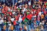Kegembiraan Madagaskar setelah cetak sejarah kemenangan perdana di Piala Afrika
