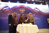 RI-Rusia perkuat kerja sama bilateral ekonomi dan budaya