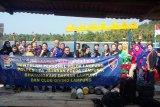 Polairud Polda Lampung gelar pelatihan selam