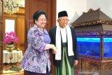 Megawati ucapkan selamat kepada Jokowi-Ma'ruf Amin